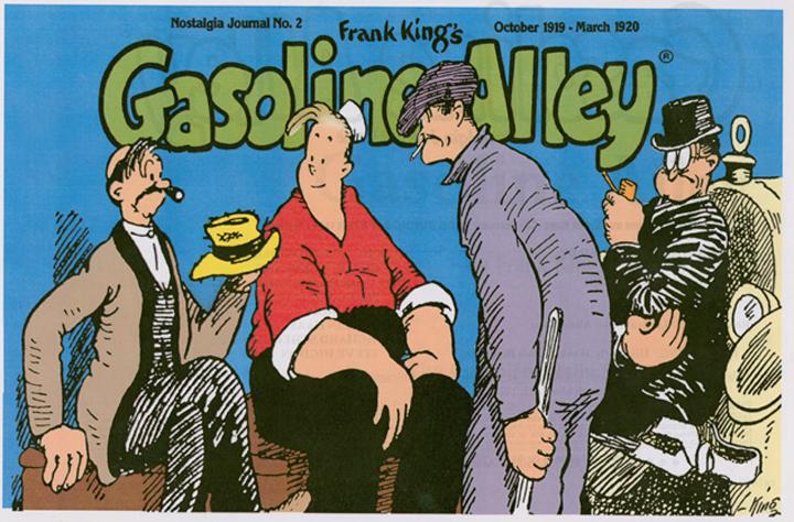 GasAlley