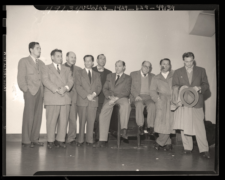 Nine_of_the_Hollywood_10_charged_with_contempt_of_Congress_1947