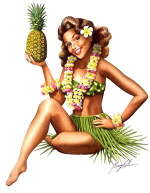 Pineapplegirl