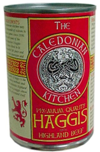 Canned_ haggis