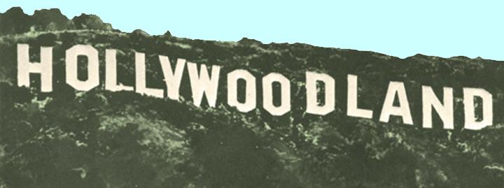 Hollywoodland copy