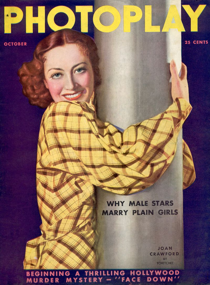Joan Crawford Photoplay