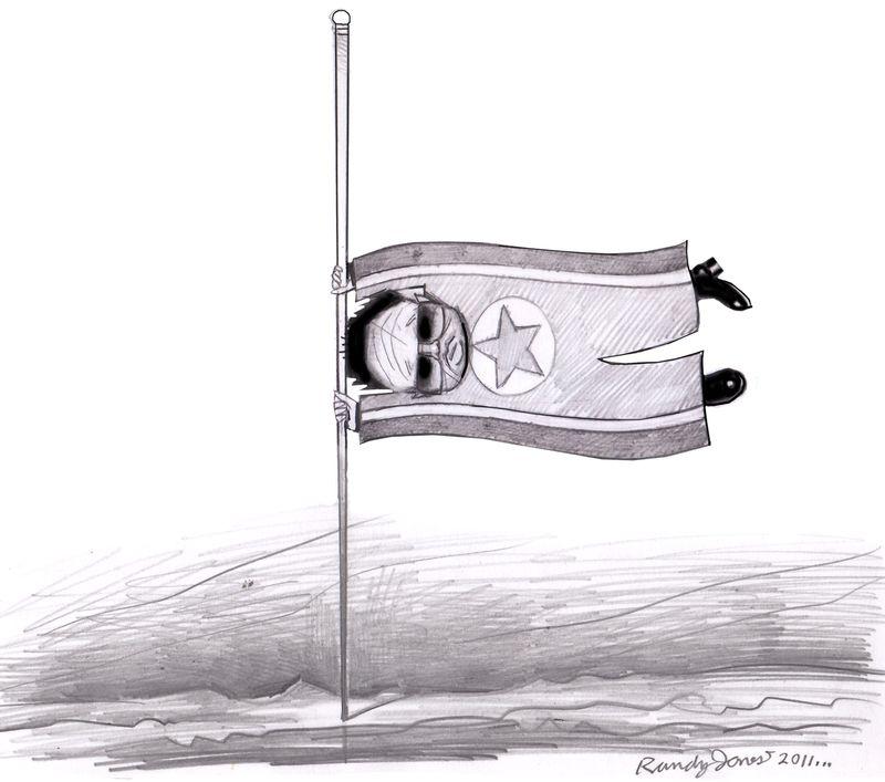 Jong at Half-Mast